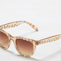 AEO Women's Pineapple Icon Sunglasses (Multi)