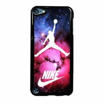 VONET6 Nike Jordan Basketball Nebula iPod Touch 5th Generation Case