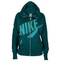Nike Light Weight Full Zip Hoodie - Women's at Foot Locker