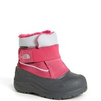 The North Face Toddler Girl's 'Powder Hound' Waterproof Snow Boot