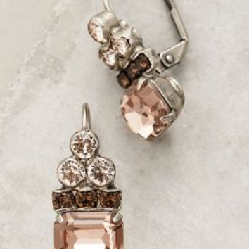 Valence Drops by Anthropologie in Rose Size: One Size Earrings