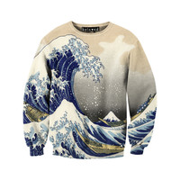 Great Wave Sweatshirt