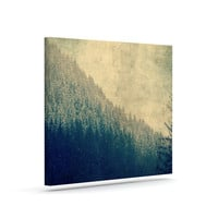"Robin Dickinson ""Any Road Will Do"" Mountain Tree Canvas Art"