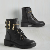 Hanging by a Tread Boot | Mod Retro Vintage Boots | ModCloth.com