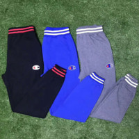 Champion embroidery Women long pants Trousers Sweatpants H-A-XYCL