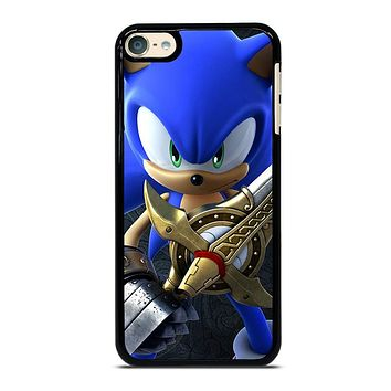 SONIC THE HEDGEHOG Sword iPod 4 5 6 Case