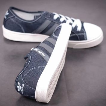 men and women ️Adidas Retro casual canvas shoes