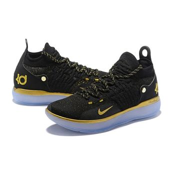 Nike Zoom KD 11 Black Gold - Best Deal Online
