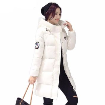 Long Winter jacket  Coat