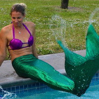 Mermaid Tail NEW DESIGN! - The Flip Tail™  •  Top-quality Mermaid Tails by Magical Mermaid Swimwear