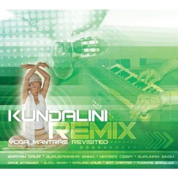 Various Artists: Kundalini Remix - Yoga Mantras Revisited