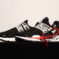 OFF - WHITE ™ × Nike Sock DART Sneaker