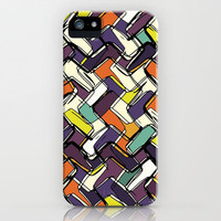 camo chevron plaid iPhone Case by Sharon Turner | Society6