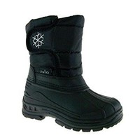 Kids Ositos  BHD01-K Quilted Waterproof Snow Boots