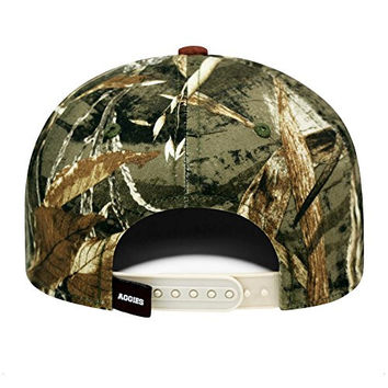 Realtree Xtra Camo Texas A&M Aggies Adjustable Hat