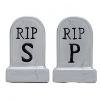 SOURPUSS CLOTHINGTombstone Salt & Pepper Shakers