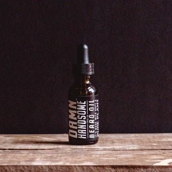 Damn Handsome Scotch Ale Beard Oil