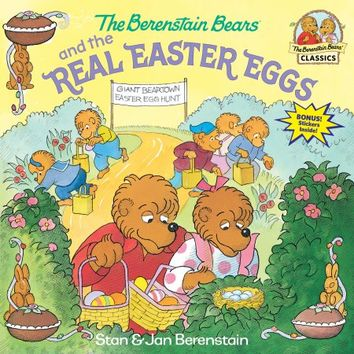 The Berenstain Bears and the Real Easter Eggs - Walmart.com