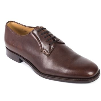 Church's Brown Lace-Up Leather Nevada Oxfords