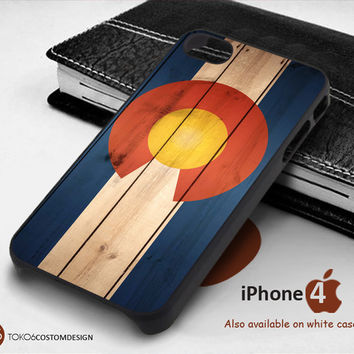 Colorado State Flag for iPhone 4/4S, iPhone 5/5S, iPhone 6, iPod 4, iPod 5, Samsung Galaxy Note 3, Galaxy Note 4, Galaxy S3, Galaxy S4, Galaxy S5, Galaxy S6, Phone Case