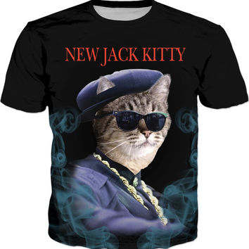New Jack Kitty T-Shirt