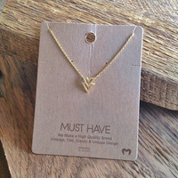 "Double Arrow ""Must Have"" Necklace"