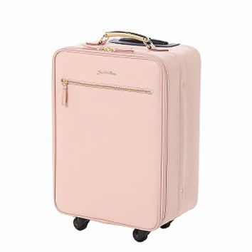 «Jewel Narrows» NEW soft trolley cabin allowed pink / 39305-11 comprehensive mail order brand [ace] official online store business bag, suitcase, bag: (11: Pink)