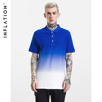 HCXX INFLATION 2017 New Summer Diy Tie Dye Polo