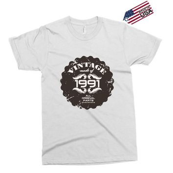 vintage made of 1991 all original parts Exclusive T-shirt