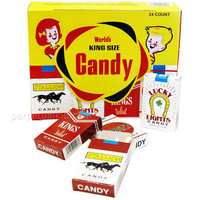 RETRO CANDY CIGARETTES