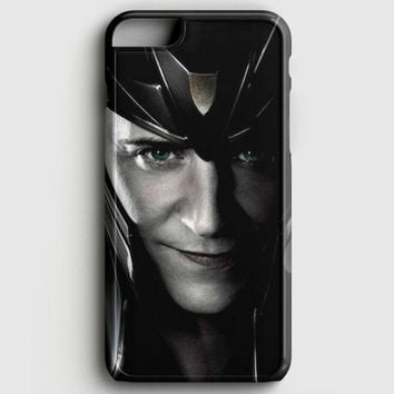 Loki The Avengers Movie Tom Hiddleston iPhone 6 Plus/6S Plus Case