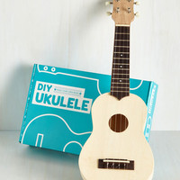 Handmade & DIY Strum of a Kind DIY Ukulele by ModCloth
