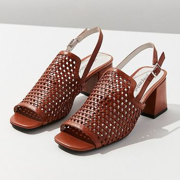 Jeffrey Campbell Santoro Woven Heel | Urban Outfitters