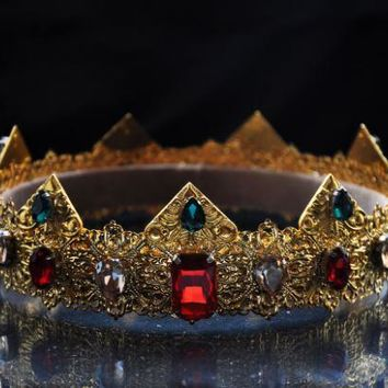 CARLO - DOLCE MALE CROWN FOR ROYAL KING
