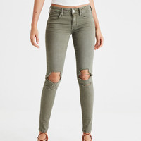 AE Ne(x)t Level Jegging, Washed Olive