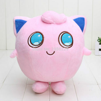 Pokemon Jigglypuff Plush Doll Toy Stuffed Dolls 14cm Figure doll Gifts for children Free Shipping
