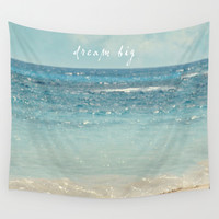 dream big Wall Tapestry by Sylvia Cook Photography