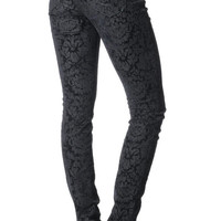 Silver Jeans Co. SUKI Skinny Mid Rise Jean