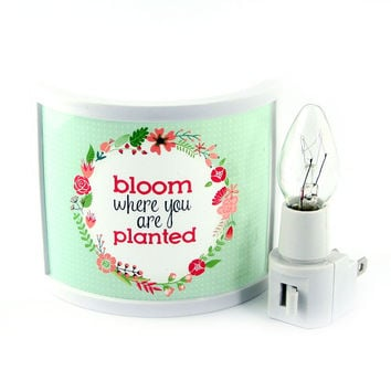 Bloom Night Light
