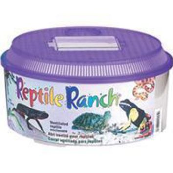 Lee's Aquarium & Pet - Reptile Ranch Round