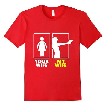 Wife Funny Engagement Party T Shirt