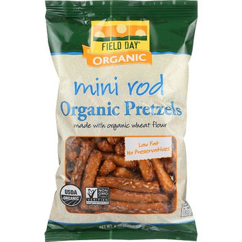 Field Day Mini Rod Pretzel -12x8 OZ-