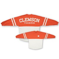 Palmetto Moon | Clemson Varsity Sweeper Jersey | Palmetto Moon