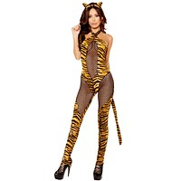 Jungle Book Women's Tiger Halloween Costume
