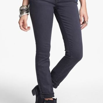 Articles of Society 'Mya' Stretch Skinny Jeans (Charcoal) (Juniors) | Nordstrom