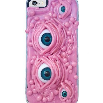 BABY SPICE SLIME EYES IPHONE 5 CASE – tibbs & BONES