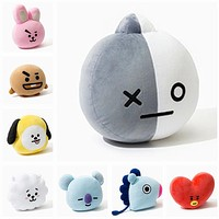 BTS Character Plush Pillows