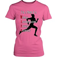 Woman Incorporating Fitness Everyday T-Shirt