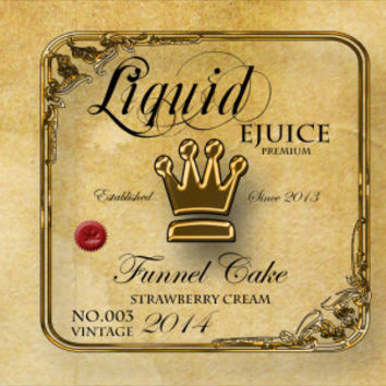 Funnel Cake (Liquid eJuice)