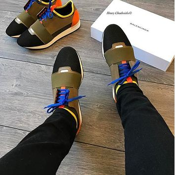 Balenciaga Fashion Race Runners